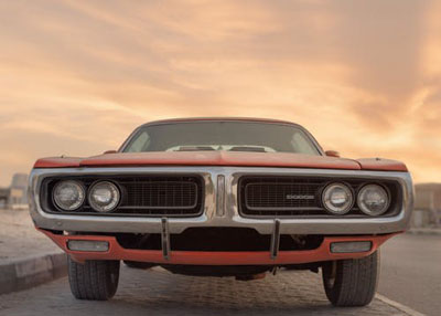 The best American Classic Cars 4
